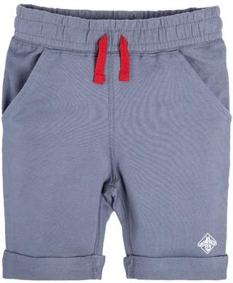 Burt's Bees French Terry Rolled Cuff Organic Baby Short