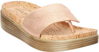 Donald J Pliner Fifi Leather Sandal
