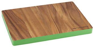 Kate Spade Wooden rectangular cutting board