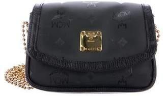 MCM Visetos Nylon Crossbody Bag