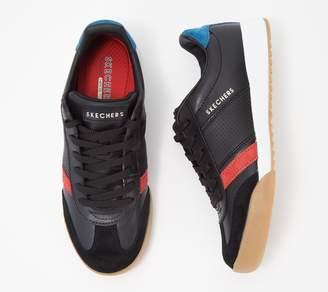Skechers Lace-Up Sneakers - Zinger Retro Rockers