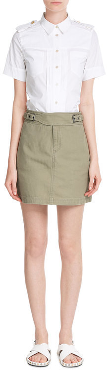 Marc By Marc JacobsMarc by Marc Jacobs Cotton Shirt