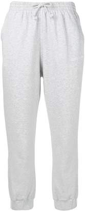 adidas straight leg trousers