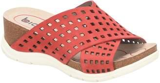 Pandora Bionica Nubuck Slide Sandals