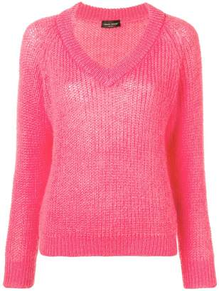 Roberto Collina v-neck sweater