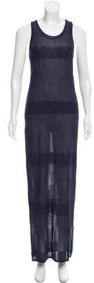Alexander Wang Racerback Maxi Dress