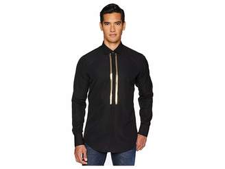 DSQUARED2 Stretch Poplin Evening Shirt