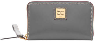 Dooney & Bourke Selleria Zip Around Phone Wristlet