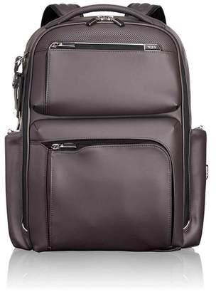 Tumi 955012 Bradley Leather Backpack