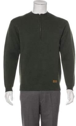 Filson Wool Half-Zip Sweater w/ Tags