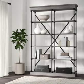 Greyleigh Poynor Etagere Bookcase