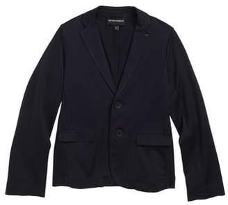 Armani Junior Two Button Blazer