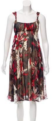 Diane von Furstenberg Silk Penny Dress
