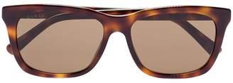 Gucci G0449S wide sunglasses