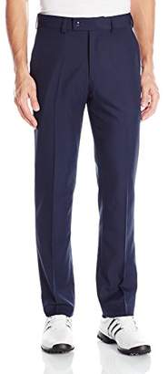 Louis Raphael Golf Men's Flat Front Performance Soil Release Moisture Wicking Golf Pant
