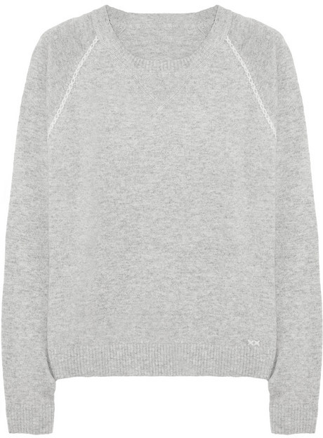 Banjo & Matilda Sloppy Jojo cashmere sweater
