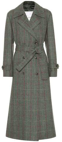 Giuliva Heritage Collection The Christie checked wool coat