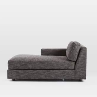 west elm Left Arm Chaise