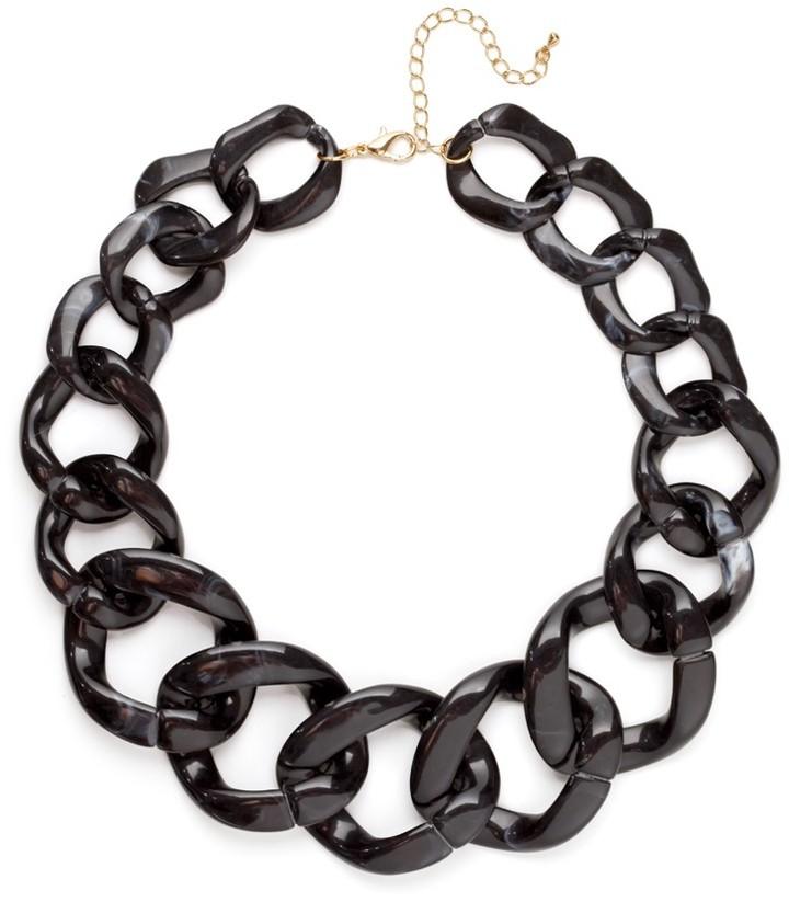BaubleBar Chunky Chain Collar