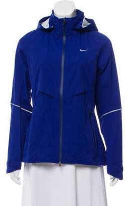Nike Zip-Up Windbreaker Jacket