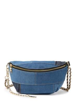 Steve Madden Drama Denim Belt Bag