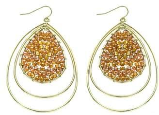 Panacea Triple Teardrop Earrings