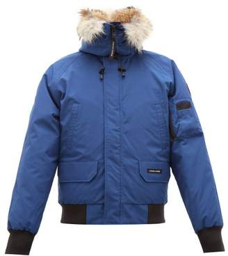 5d1d6f9df79 Mens Down Jacket Fur Hood - ShopStyle UK