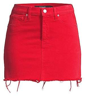 Hudson Jeans Women's Viper Denim Mini Skirt