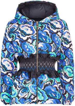 Emilio Pucci Abstract Quilted Jacket
