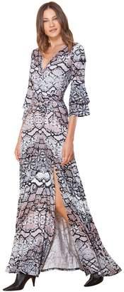 Hale Bob Priyanka Jersey Maxi Dress