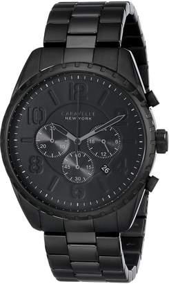 Bulova Caravelle New York Men's 45B122 Analog Display Japanese Quartz Watch