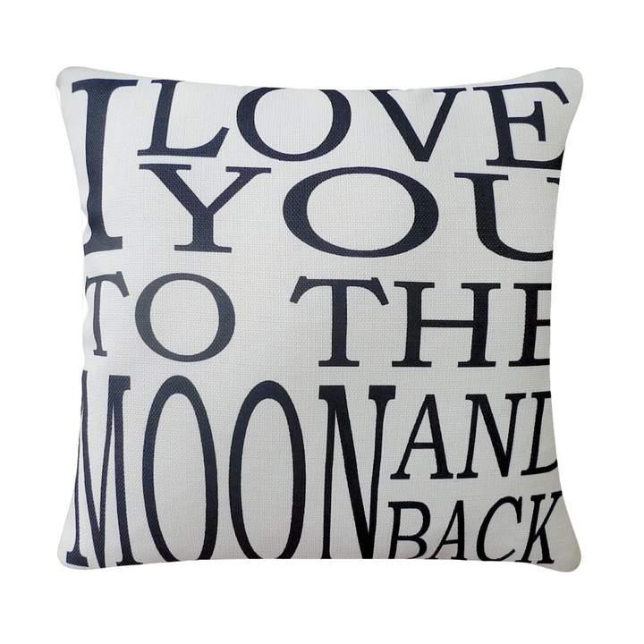 My Flair Kissen Love Moon