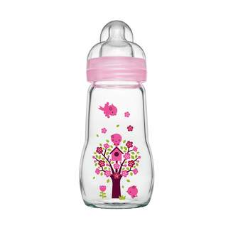 Mam Babyartikel Feel Good Glass Bottle