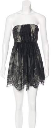 Tibi Lace Mini Dress w/ Tags