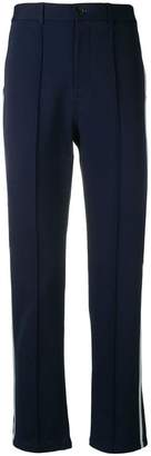 Golden Goose side-stripe tailored trousers