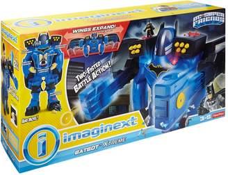Imaginext Dc Comics Batrobot