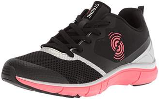 Fly London STRONG by Zumba Women's Fit Athletic Workout Sneakers with High Impact Compression