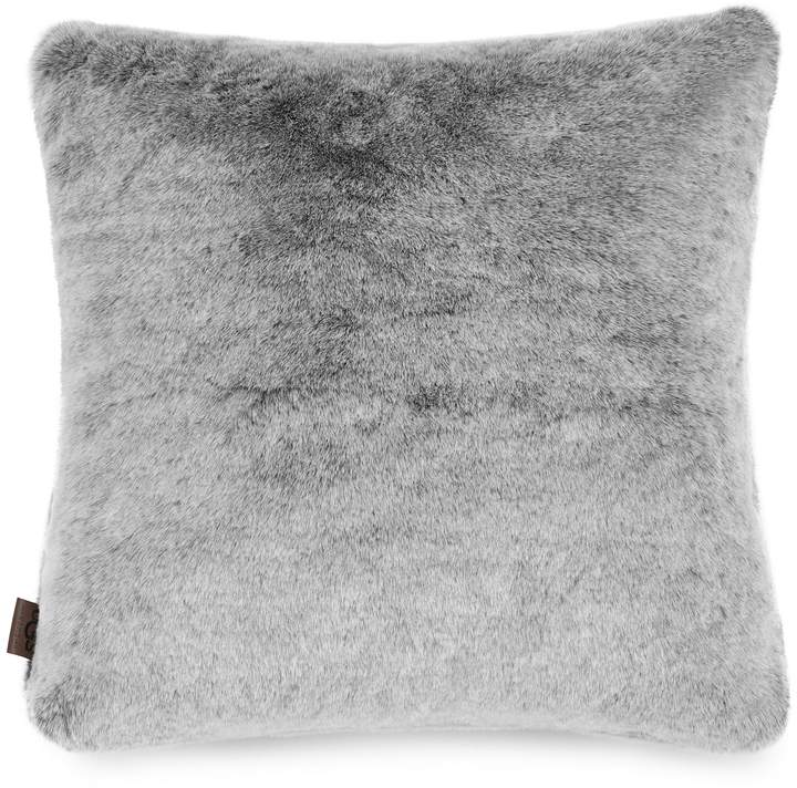 Dream Faux-Fur Square Feather Pillow