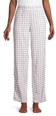 Lord & Taylor Cotton Pajama Pants