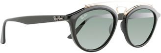 Ray-Ban New Gatsby Sunglasses $150 thestylecure.com