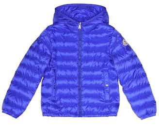 4c2eb0587271 Moncler Enfant Morvan quilted down jacket