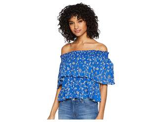 Amuse Society In Your Dreams Woven Top