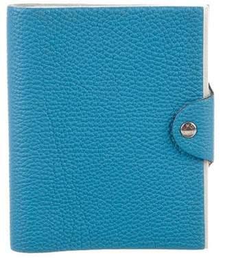 Hermes Ulysse PM Notebook