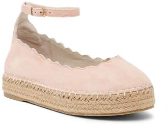Catherine Malandrino Aurondy Ankle Strap Espadrille