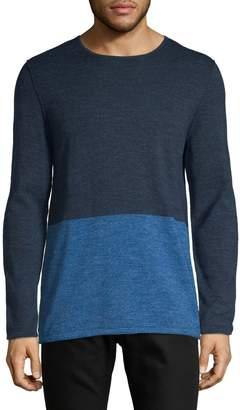 Tommy Hilfiger Colourblock Cotton Sweater