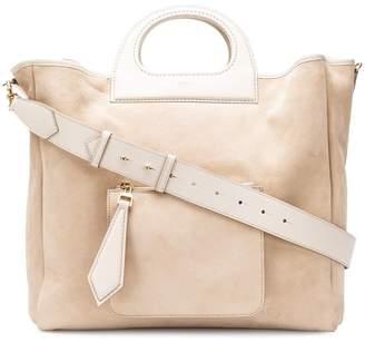 Max Mara classic tote bag