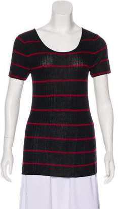 Jenni Kayne Stripe Short Sleeve Top w/ Tags