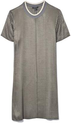 Rag & Bone Ali T-Shirt Dress in Olive