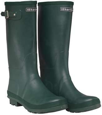 Karrimor Mens Wellington Boots Green