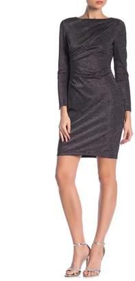 Eliza J Sparkle Knit Bodycon Dress